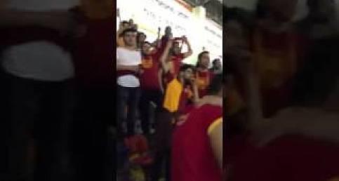 Şanlıurfa'da Galatasaraylı taraftarlardan yönetim istifa çağrısı