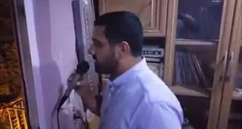 Urfalı İmam Darbe gecesi mahallesini sokak'a çağırıyor-Şanlıurfa 63 TV