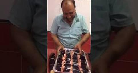 Urfa Usulü Tepsi Kebabı Nasıl Yapılır -Şanlıurfa 63 COM