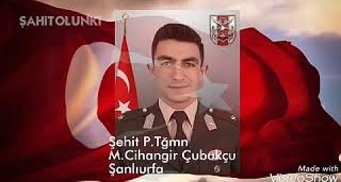 Şehit M.Cihangir Çubukçu Şanlıurfa