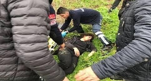 Urfa Kalesinden Düşen Adamın Kızıda Kaleden Düştü- Şanlıurfa 63 Haber