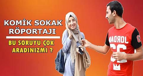 Urfa'da Komik Sokak Röportajı- Tevfik Debe-Şanlıurfa 63 TV