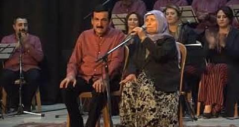 85 Yaşındaki Urfalı Kadın ise Sesiyle Mest Etti-Şanlıurfa 63 TV