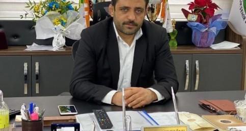 """Spor Daire Başkanlığına """"Sporcu"""" başkan"""